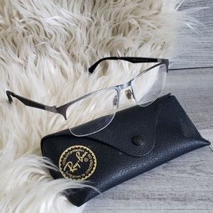 RAY BAN - glasses and case
